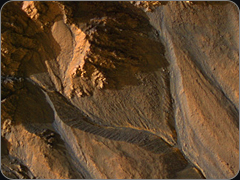 Mars, Oh Inconstant World